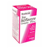 Health Aid Soy Isoflavone Complex 910mg Vegan 60 Ταμπλέτες