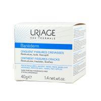 Uriage Bariederm Ointment Μονωτική & Επανορθωτική Αλοιφή Για Ρωγμές & Σχισμές Του Δέρματος 40g