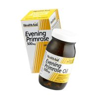 Health Aid Evening Primrose Oil 500mg 120 κάψουλες