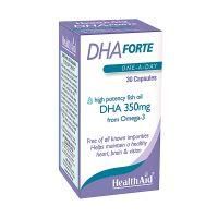 Health Aid DHA Forte 350mg 30 Κάψουλες