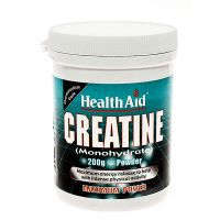 Health Aid Creatine (Monohydrate) Powder 200g