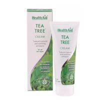 Health Aid Tea Tree Κρέμα Προσώπου 75ml