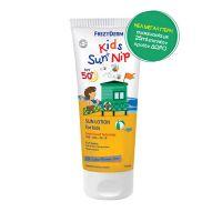Frezyderm Παιδικό Αντηλιακό & Εντομοαπωθητικό Γαλάκτωμα Προσώπου/Σώματος Spf50+ 175ml