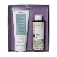 Korres Beauty Essentials Set Με Τσάι Του Ολύμπου Γαλάκτωμα Καθαρισμού Προσώπου 3 Σε 1 200ml & Αφρόλουτρο Γιαούρτι 250ml