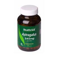 Health Aid Astragalus 545mg Vegan 60 Ταμπλέτες