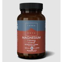 Terranova Magnesium 100mg Complex 50 Veg Caps