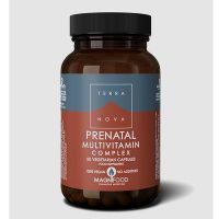 Terranova Prenatal Multivitamin Complex 50 Veg Caps