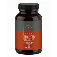 Terranova Probiotic Complex With Prebiotics 50 Veg Caps