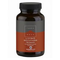 Terranova Living Multivitamin Woman 50 Veg Caps