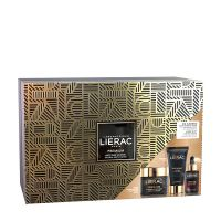 Lierac Set Με Premium La Creme Voluptueuse Κρέμα Προσώπου Απόλυτης Αντιγήρανσης & Άνεσης50ml & Premium Le Masque Supreme Συσφικτική & Αντιρυτιδική Μάσκα Προσώπου75ml & ΔΩΡΟ Premium The Booster Serum Αντιγηραντικός Ορός Προσώπου30ml