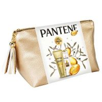 Tweet    Pantene Set Repair & Protect Σαμπουάν Αναδόμηση & Προστασία 360ml & Μαλακτική Κρέμα 3 Minute Miracle 200ml & Δώρο Νεσεσέρ