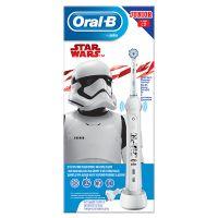 Oral-B Junior Παιδική Ηλεκτρική Οδοντόβουρτσα Star Wars 6+Y