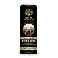 Natura Siberica Bear Power Ανδρική Εντατική Αντιρυτιδική Κρέμα Προσώπου 50ml