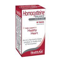 Health Aid Homocysteine Balance Vegeterian 60 Ταμπλέτες