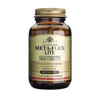 Solgar Meta-Flex Lite (Glucosamine MSM Complex) 60 Tabs