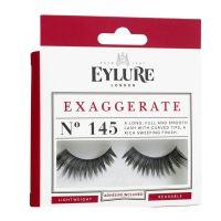 Eylure Lash Exaggerate Τεχνητές Βλεφαρίδες Για Έντονο, Δραματικό Βλέμμα No.145