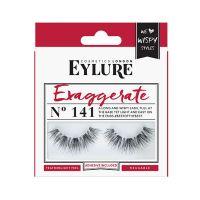 Eylure Lash Τεχνητές Βλεφαρίδες Για Εξαιρετικό Όγκο Exaggerate No.141