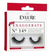 Eylure Lash Τεχνητές Βλεφαρίδες Για Μήκος, Όγκο & Καμπύλη  Exaggerate No.149