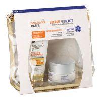 Panthenol Extra Set Με Sun Care Diaphanous Αόρατο Αντηλιακό Τζελ Προσώπου Spf50 50ml & Αντιρυτιδική & Συσφικτική Κρέμα Προσώπου Νύχτας 50ml & Δώρο Ένα Υπέροχο Νεσεσέρ