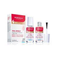 Mavala Nail Shield Ασπίδα Προστασίας Νυχιών Σε 2 Φάσεις 2x10ml