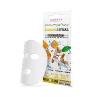 Biovene Καταπραϋντική Μάσκα DIY Powder To Sheet Προσώπου Karma Ritual 1τμχ