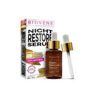 Biovene Night Restore Serum Ορός Επαναφοράς Προσώπου Νυκτός 30ml
