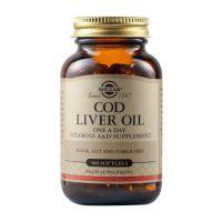 Solgar Cod Liver Oil 100 Soft Gels