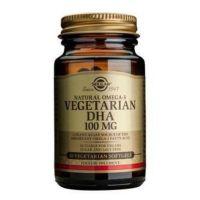Solgar Vegetarian DHA 100mg 30 μαλακές κάψουλες