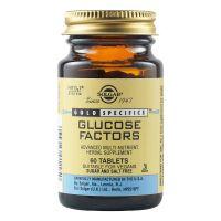 Solgar Glucose Factors 60 ταμπλέτες