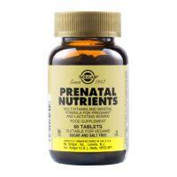 Solgar Prenatal Nutrients 60 ταμπλέτες