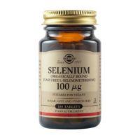 Solgar Selenium 100mg 100 ταμπλέτες