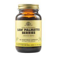 Solgar Saw Palmetto Berries 100 φυτικές κάψουλες