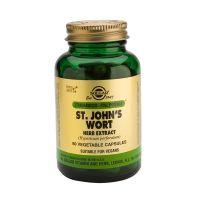 Solgar SFP St. John's Wort Herb Extract (Hypericum perforatum) 60 Veg. Caps