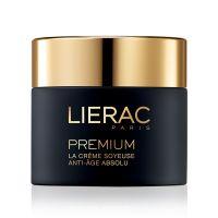 Lierac Premium Η Μεταξένια Κρέμα Προσώπου Ελαφριάς Υφής Με Ανυπέρβλητη Αντιγηραντική Αποτελεσματικότητα 50ml