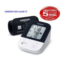 Omron M4 Intelli IT Έξυπνο Πιεσόμετρο Μπράτσου