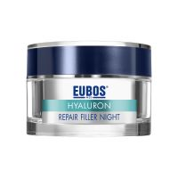 Eubos Hyaluron Repair Filler Night Πολυενεργή Aντιρυτιδική Kρέμα Nυκτός 50ml
