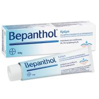 Bepanthol Κρέμα Για Δέρμα Ευαίσθητο Σε Ερεθισμούς 100gr