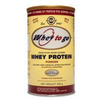 Solgar Whey To Go Protein 340gr Vanilla