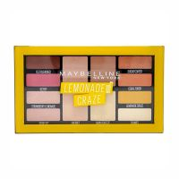 Maybelline Lemonade Craze Παλέτα Σκιών 12g
