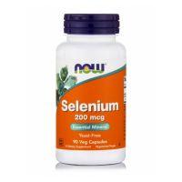 Now Selenium 200mcg 90 caps