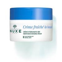Nuxe Creme Fraiche De Beaute 48ωρη Ενυδατική Κρέμα Προσώπου Για Κανονική Επιδερμίδα 50ml