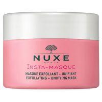 Nuxe Insta-Masque Μάσκα Για Απολέπιση & Ομοιόμορφη Όψη Με Τριαντάφυλλο & Έλαιο Μακαντέμια Για Όλες Τις Επιδερμίδες 50ml