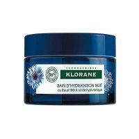 Klorane Bleuet Κρέμα Προσώπου Νυκτός Με Φυτικό Υαλουρονικό Οξύ 50ml