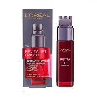 L'oreal Revitalift Laser Renew Ορός Σύσφιξης Προσώπου Με Υαλουρονικό Οξύ & Proxylane 50ml