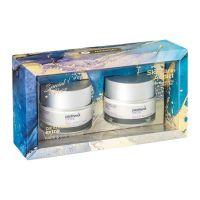 Panthenol Extra Set Με Κρέμα Προσώπου/Ματιών Αντιγήρανσης & Ενυδάτωσης Για Όλες Τις Επιδερμίδες 2x50ml