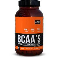 QNT BCAA'S Συμπλήρωμα Διατροφής Για Μυϊκη Συντήρηση & Απόδοση Πριν & Μετά Την Άσκηση 100 Κάψουλες