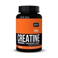 QNT Creatine Monohydrate Για Αύξηση Σωματικής Απόδοσης 200 Ταμπλέτες