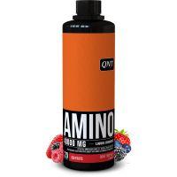 QNT Amino Acid Liquid Συμπλήρωμα Διατροφής Για Συντήρηση Των Μυών Με Γεύση Κόκκινα Φρούτα 500ml