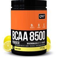 QNT BCAA 8500 Συμπλήρωμα Διατροφής Με Γεύση Λεμόνι Για Μυϊκή Συντήρηση & Απόδοση 350g