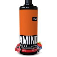 QNT Amino Acid Liquid Συμπλήρωμα Διατροφής Για Συντήρηση Των Μυών Με Γεύση Κόκκινα Φρούτα 1L